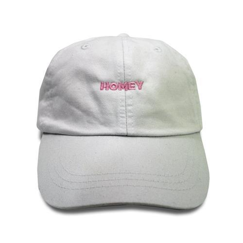 Homey White Dad Hat