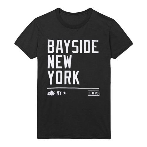 New York Stack Black