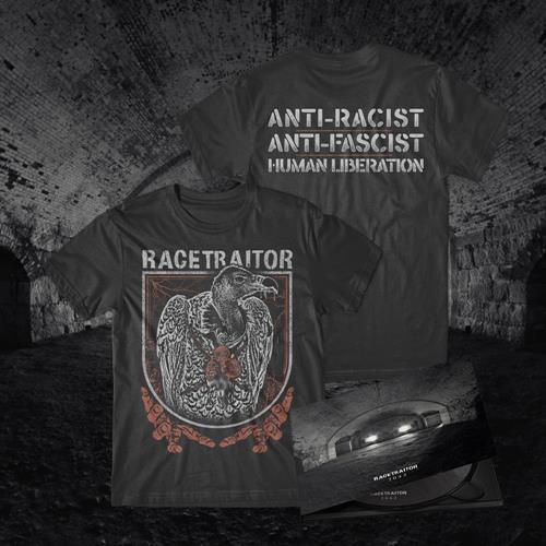 2042 - Anti-Fascist T-Shirt + CD