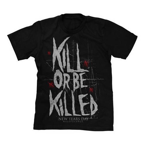 Kill Or Be Killed Black