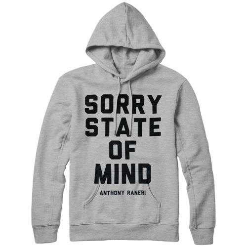 Sorry State Of Mind Heather Grey