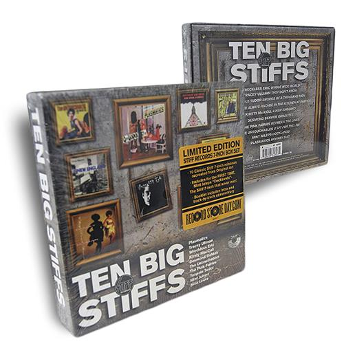 Ten Big Stiffs: 7-Inch Box Set
