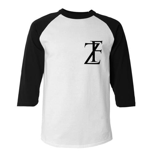 *Limited Stock* FZ Black/White Baseball T-Shirt