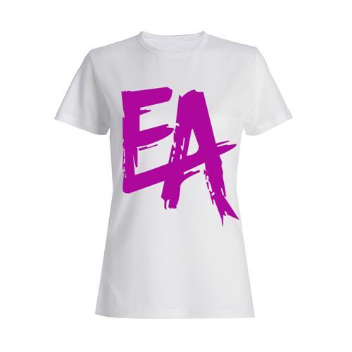 EA Pink/White