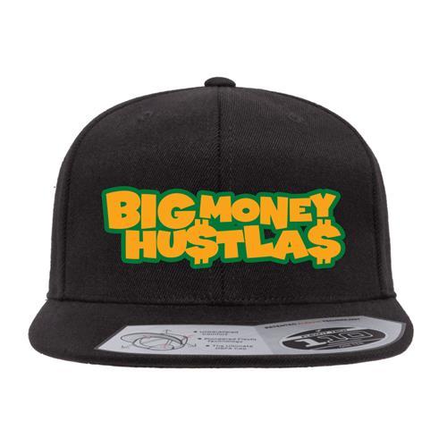 30th Anniversary Big Money Hustlas Black Snapback