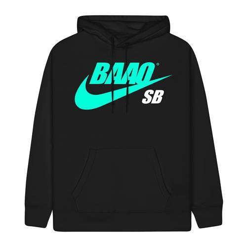 *Limited Stock* BAAO SB Black Hooded Sweatshirt *Clearance*
