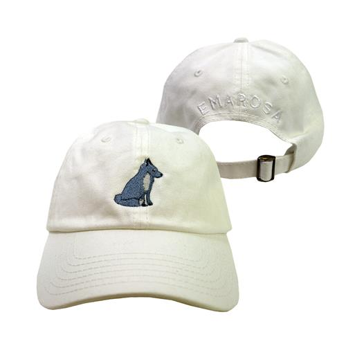 Fox White Dad Hat