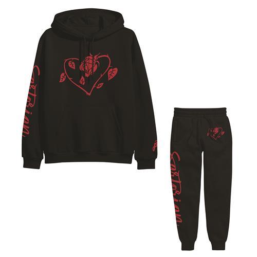 Rose Heart Combo