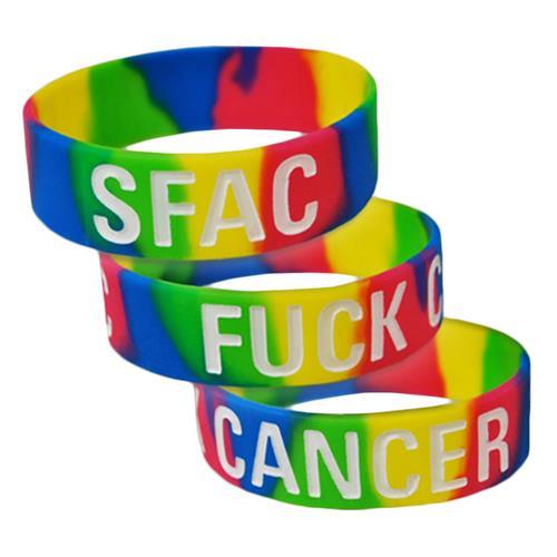 Fuck Cancer Tie Dye