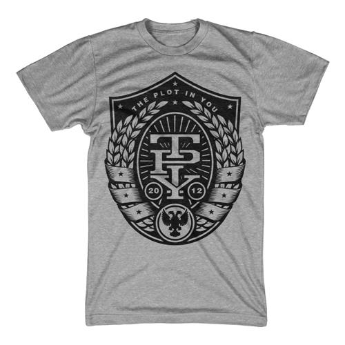 SHIELD HEATHER GREY