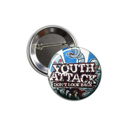Don't Look Back Pin