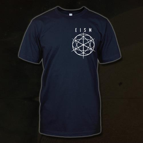 Emblem Navy T-Shirt *Final Print*