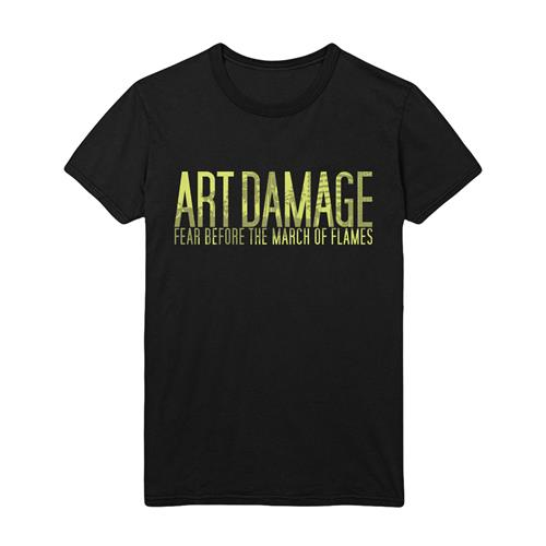 Art Damage Logo T-Shirt + DD