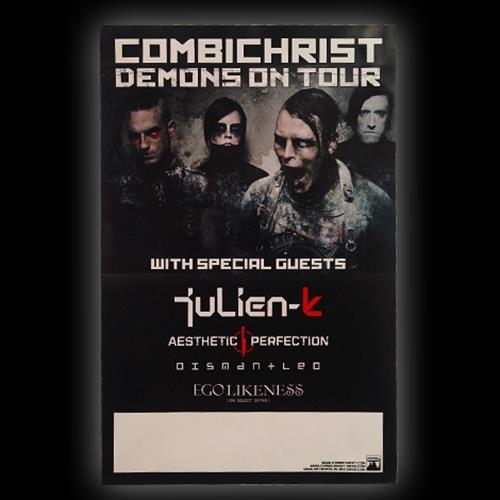June 2009 Demons On Tour