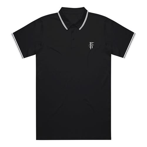 Icon Logo Embroidered Black