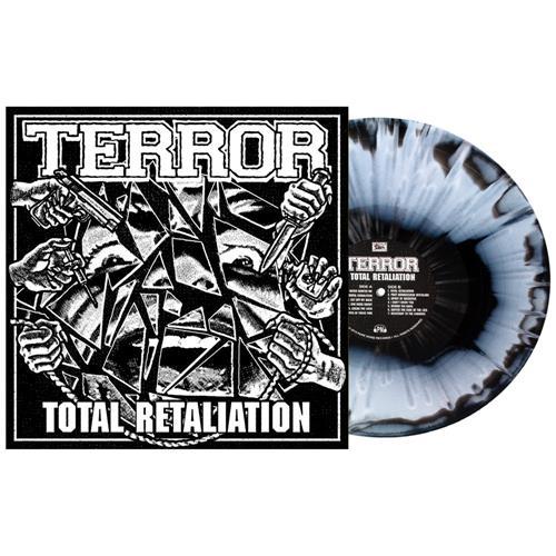 Total Retaliation Black/White W/ Splatter