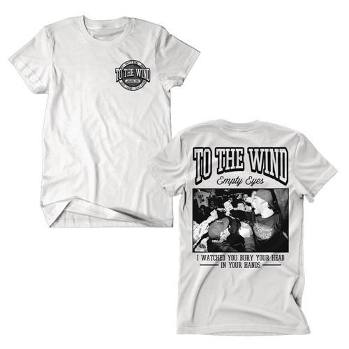 Hands White T-Shirt