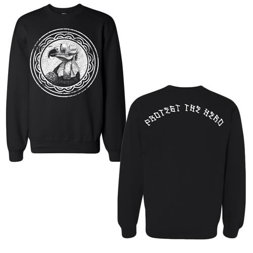 Vulture Black Crewneck