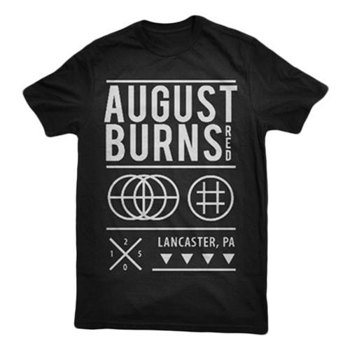 Shapes Black T-Shirt