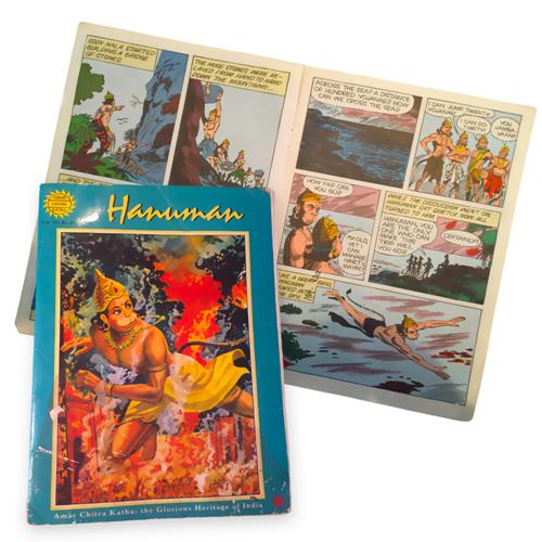Rama Story  Comic Book