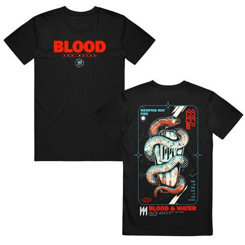 Blood & Water Black