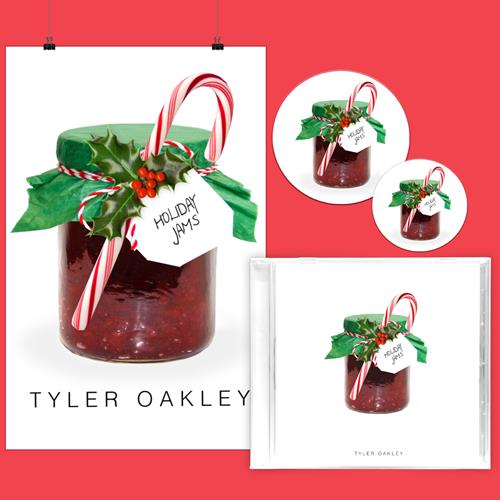 SIGNED Holiday Jams