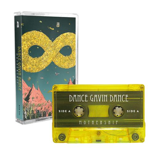 Mothership Yellow Cassette