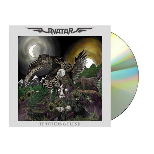 Feathers And Flesh CD