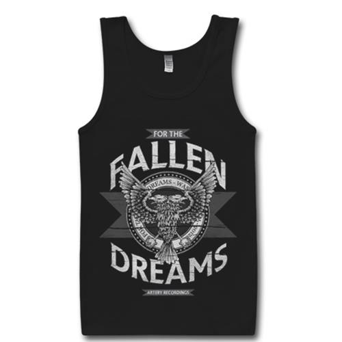 Eagle Black Tank Top