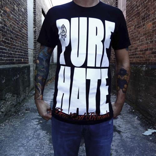 Pure Hate 2.0 Black