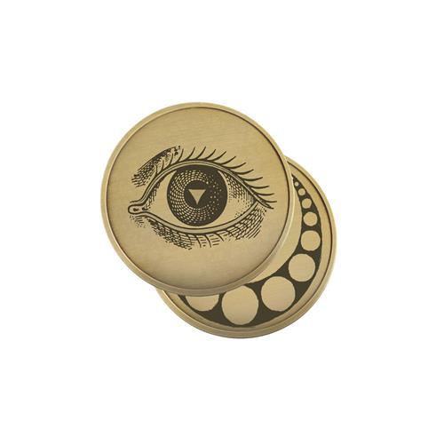 Gravebloom Worry Coin
