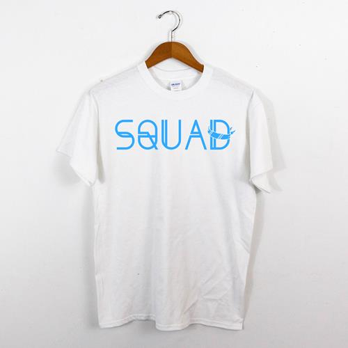 Squad / Notification White