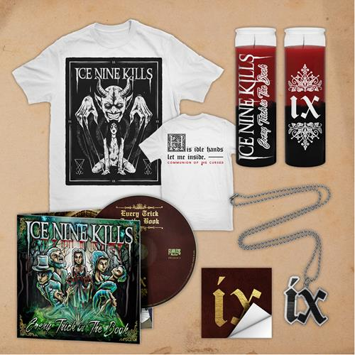 Ice Nine Kills - Every Trick In The Book Bundle 5
