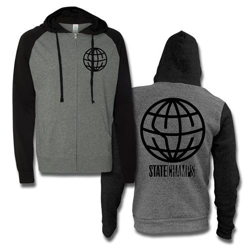 Globe Logo Black/Charcoal