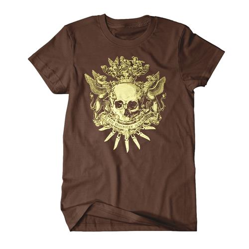 Coat Of Arms Brown **Sale! Final Print!