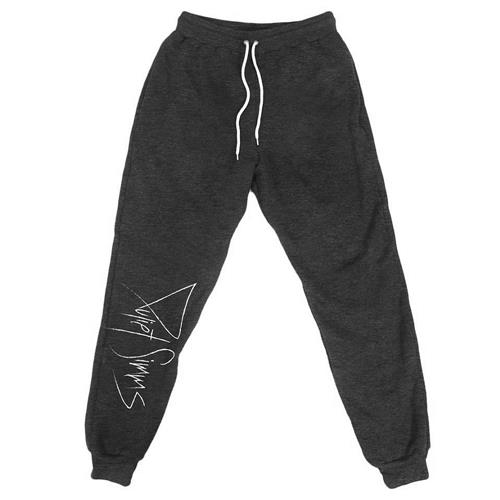 JS Signature Dark Heather Joggers