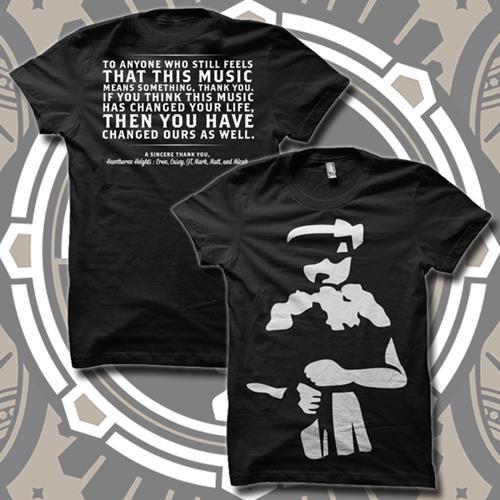 Thank You Black T-Shirt