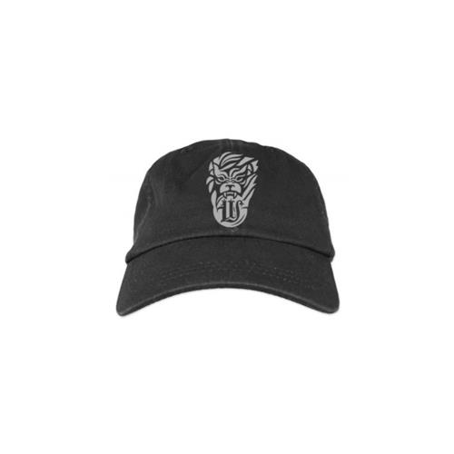 Lion Black Dad Hat