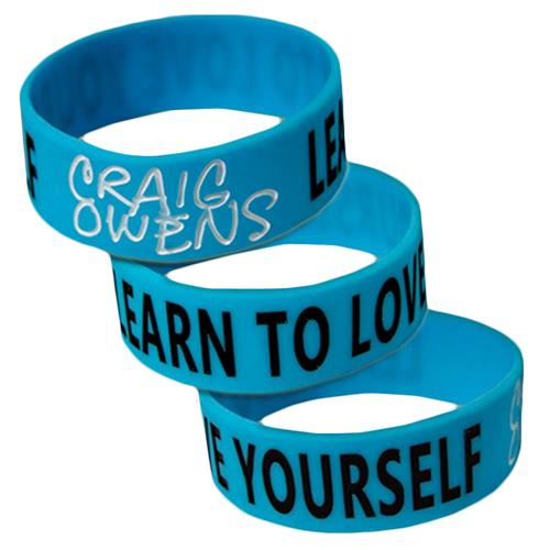 Learn To Love Yourself Light Blue