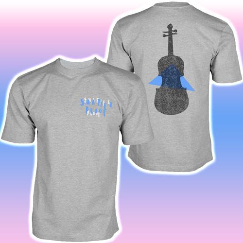 Violin Grey