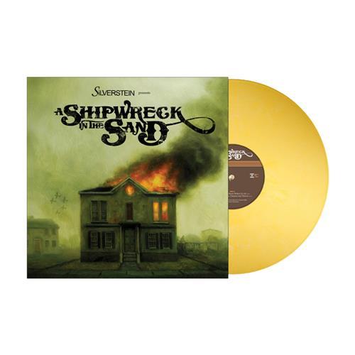 A Shipwreck In The Sand Yellow 12 Quot Vinyl Mndi Merchnow