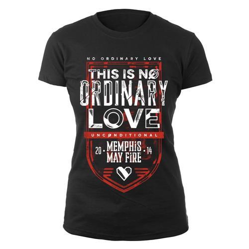 No Ordinary Love Black