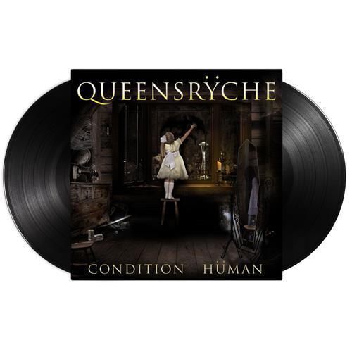 Condition Human Black Vinyl 2Xlp