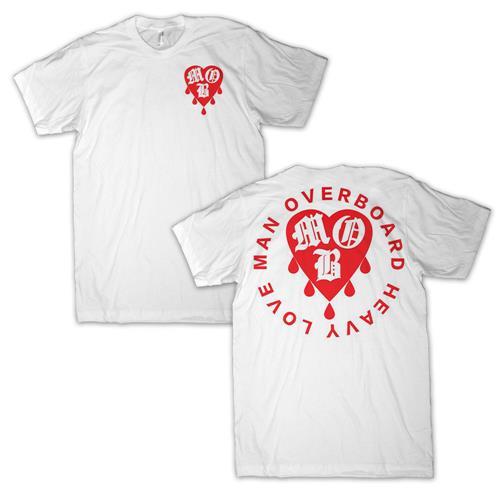Drip White T-Shirt