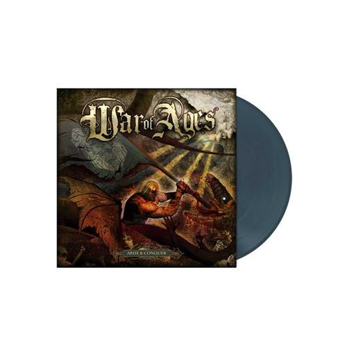 Arise and Conquer Slate Blue LTD Vinyl