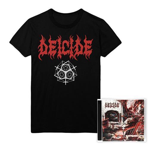 Overtures of Blasphemy CD/T-Shirt