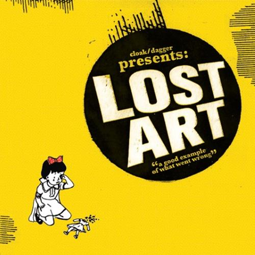 Lost Art White Vinyl