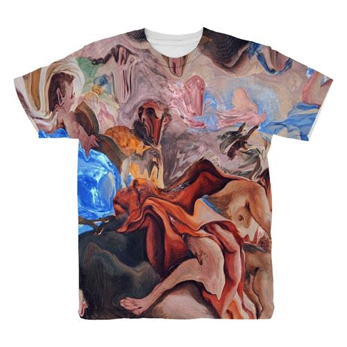Renaissance All Over Sublimation