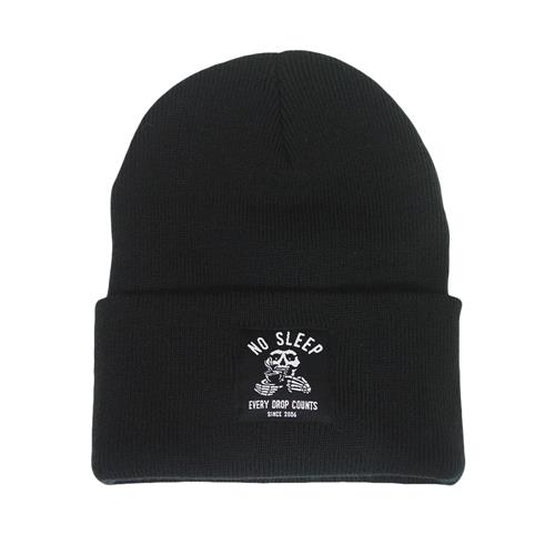 Every Drop Counts Black Beanie