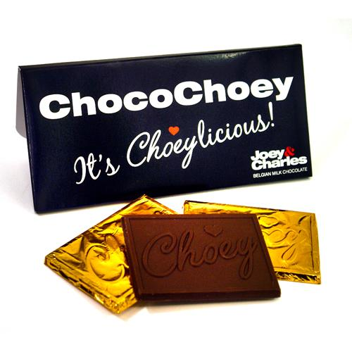 Chocochoey  Milk Chocolate Bar